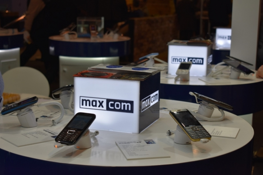 Maxcom at Mobile World Congress